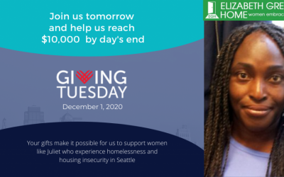 Your Donation is DOUBLED on #GivingTuesday